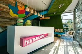 advertising office. Colorful Office Design Of The Human Kind Advertising Agency In South Africa