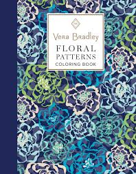 Vera Bradley Coloring Books Add Beautiful Patterns to the Adult