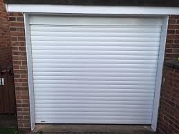 electric garage doorElectric Roller Garage Door Thame  Shutter Spec Security