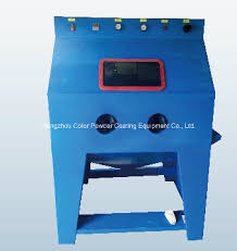 China Stainless Steel Wet Blasting Machine / Wet Sand Blast ...