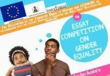 advert essay competition on gender equality ogefash for more details the webpage of the ecowas delegation of the european union to ia essay competition 2017