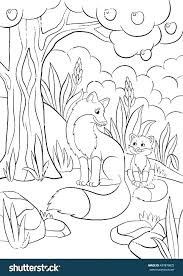 Coloring Pages Forest Animals Forest Animals Coloring Pages Animal Coloring Pages Wolf Animal