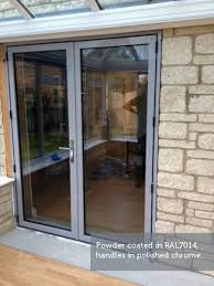 aluminium french patio doors prices