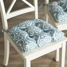 indoor dining chair cushion set of 2