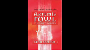 the lost colony artemis fowl 5 eoin colfer audiobook