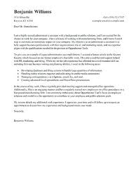 Administrative Assistant Cover Letter Career Change. Admin Assistant ...