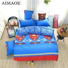superman bedding superman bedding twin superman batman bedding set for kids king queen twin size cotton superman bedding