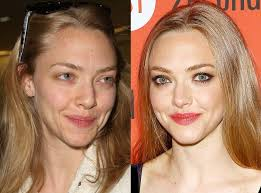 amanda seyfried from stars without makeup e