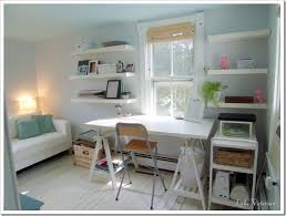 guest room and office. Our Small Office Guest Room Makeover Is Complete (almost)! And M