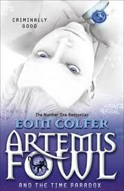 artemis fowl and the time paradox artemis fowl series book 6 eoin colfer