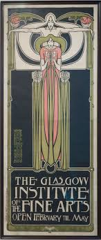 Art Nouveau Poster Designers Like Old Friends Four Nouveau Posters Gathered At Moma