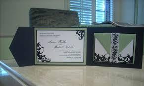 Designs Tri Fold Wedding Invitation Template As Well As Tri Fold