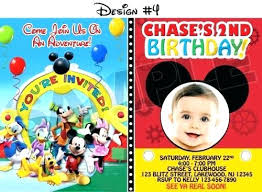 Make Your Own Mickey Mouse Invitations Create Your Own Mickey Mouse Invitations Mickey Create Your Own