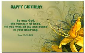 Birthday Bible Quotes Inspiration Bible Verse For A Birthday Card Happy Birthday Biblical Quotes