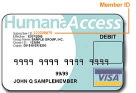 Which specific plans are available to you is dependent on your location and individual needs. Print This Page Close Window Humana Guidance When You Need It Most Humana Id Card Examples Your Member Id Is Located On Your Humana Id Card It Also May Be Called Your Subscriber Id Sub Id Id Or Id Following Are Examples Of Various