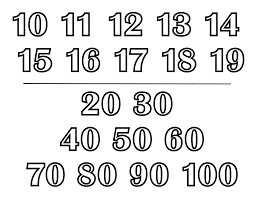 100 Chart Coloring Pages File Classic Alphabet Numbers Chart Ii At Coloring Pages For