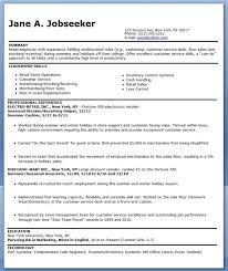Retail Job Resumes Seasonal Retail Resume Sample Creative Resume Design Templates