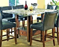 high top dining set high top dining table set high top kitchen tables counter table sets marble square round height