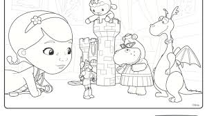 Small Picture Disney Jr Coloring Pages Doc Mcstuffins Coloring Pages
