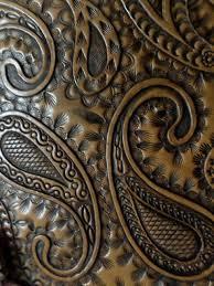 caldwell saddle tooling pattern paisley