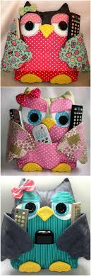 Owl Pillow Pattern 366 Best Owls Images On Pinterest Owl Quilts Baby Quilts And
