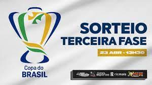 Sorteio da Copa do Brasil 2021: acompanhe ao vivo a definição dos  confrontos - RIC Mais