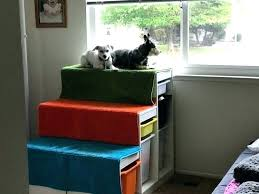 diy cat perch cat perch dog window perch with steps cat wall perch cat perch diy diy cat perch