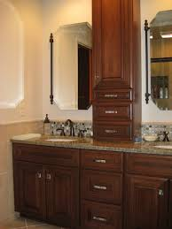 bathroom vanity and linen cabinet. Elegant Why Bathroom Linen Cabinets Vanity Styles. Beautiful The Cabinet In These Photos Varies Due To Lighting Actual And N