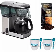 bonavita bv1800 8 cup coffee maker with glass carafe with knox 16oz mug with spoon 2 pack co uk kitchen home