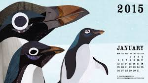 january 2015 backgrounds. Unique Backgrounds January 2015 Desktop Wallpaper Calendar With Penguins By Jonathan Woodward And Backgrounds 0