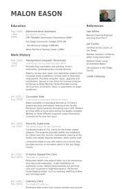 Computer Repair Technician Resume Examples Created By Pros Simple