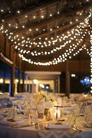 barn wedding lights. Gorgeous Rustic Wedding Details With Tons Of Twinkle Lights Barn L
