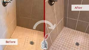 Grout Sealing Providing Flawless Bathroom Renovation In Mooresville Nc
