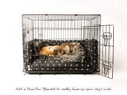 set dog crate beds uk noten noble