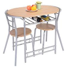 Kitchen Sets Furniture 3 Pcs Simple Table And Chairs Set Kitchen Dining Furniture