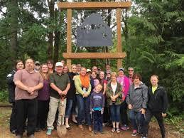 Byron Ball Educational Forest Dedication | Patrice.PDX's weblog