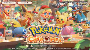 Pokémon Café Mix APK For Android - Approm.org MOD Free Full Download  Unlimited Money Gold Unlocked All Cheats Hack latest version