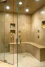sit down shower built in showers fabulous bath storage ideas love the built in shower storage