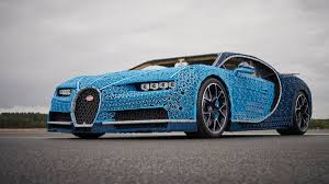 In a nod to the history of the bugatti brand, the two blue tones are a perfect reflection of the unmistakable signature colour of the brand. Life Size Lego Bugatti Chiron Actually Works Has Over 1 Million Pieces Roadshow