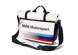 the bmw motorsport sports bag likewise boasts a series of neat features including an adjule shoulder strap that allows it to be converted into a