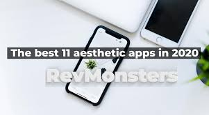the best 11 aesthetic apps in 2020