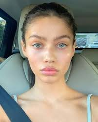 audreyana mice on insram you never post pics without makeup hop off