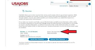 usa jobs resume builder tips - Usajobs Resume Builder Tips