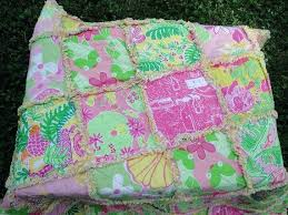 Lilly Pulitzer Quilts A Lilly Pulitzer Quilt How Amazing Would ... & Lilly Pulitzer Quilts A Lilly Pulitzer Quilt How Amazing Would This Be To  Make For A Adamdwight.com