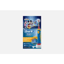<b>Детская</b> электрическая <b>зубная щетка Oral</b>-<b>B</b> Mickey Kids — купить ...