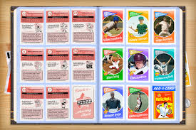 custom baseball cards custom baseball cards retro 60 series cards