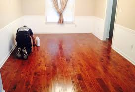 since wood flooring is much easier to care for than carpeting you can generally clean them with just a broom for every day purposes