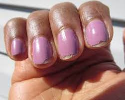 Image result for chipped nail polish