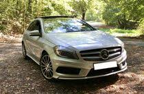 mercedes a250 fascination amg 7g dct