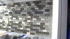 diy glass tile backsplash kitchen mosaic glass tile installation zero mosaic glass tile installation zero full